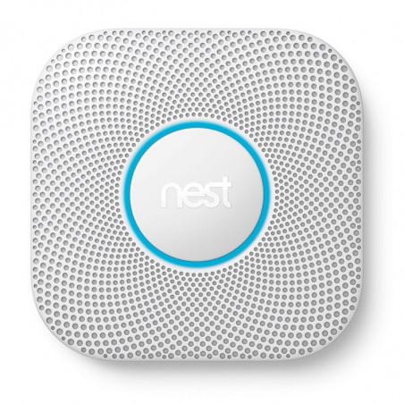 Senzor fum si monoxid de carbon – Nest Protect (cu fir)