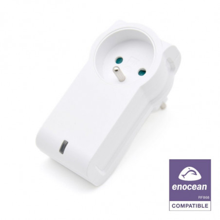 NODON EnOcean Wallplug (French Plug)