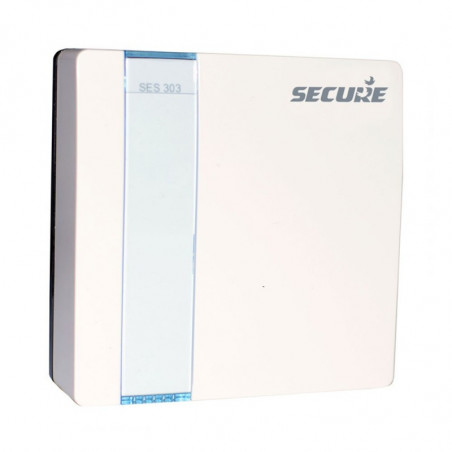 SECURE Indoor Temperature and Humidity Sensor