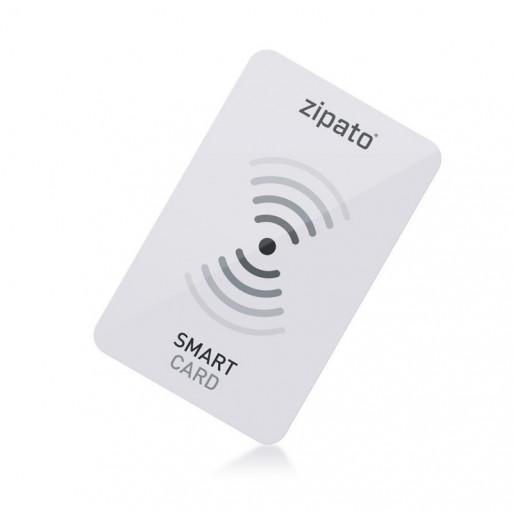 ZIPATO RFID Card Tag - White