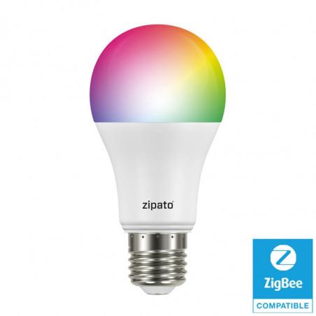 Bec dimabil Zipato RGBW ZigBee Bulb 2