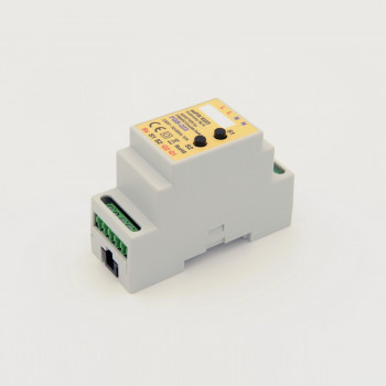 EUTONOMY Adapter DIN for Fibaro Double Switch FGS-223 with Buttons