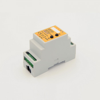 EUTONOMY Adapter DIN for Fibaro Single Switch 2 FGS-213 with Buttons