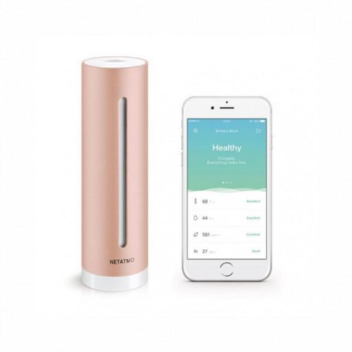 Senzor pentru calitatea aerului Netatmo Air Quality Sensor