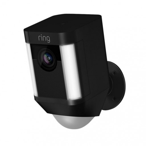 RING - Spotlight Cam Battery Black