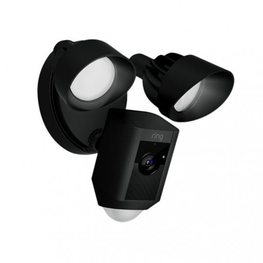 RING - Floodlight Cam Black