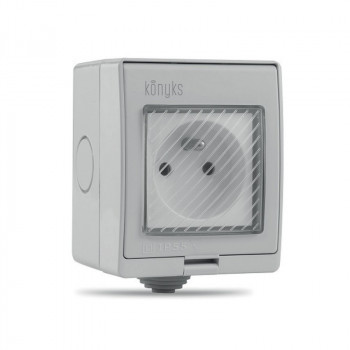 KONYKS - Wi-Fi outdoor plug Pluviose