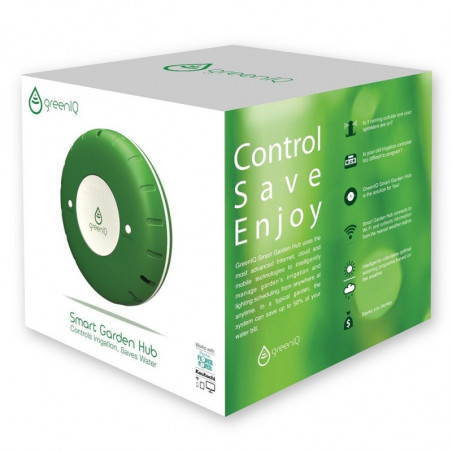 Unitate de comanda irigatii GreenIQ Smart Garden Hub: 6 Zone