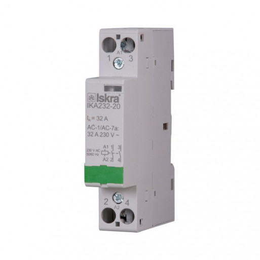 Contactor Qubino 32A for Smart Meter