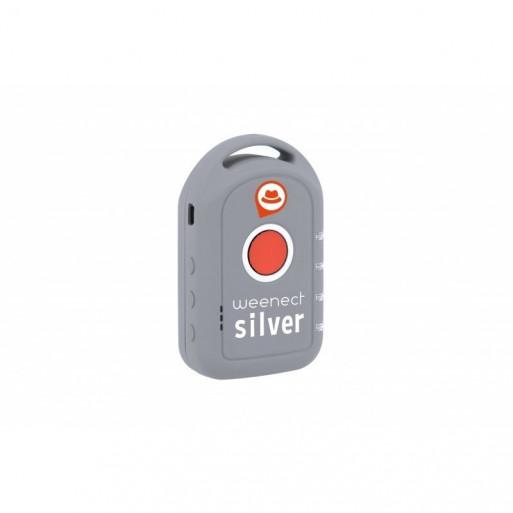 WEENECT GPS Tracker - Silver