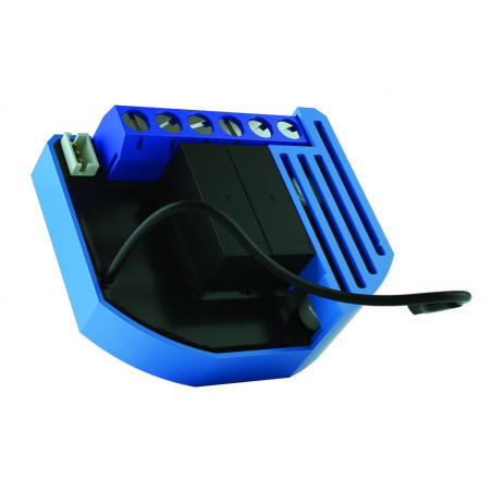 QUBINO - Flush 2 Relay with Energy Meter (2*0.9 kW)