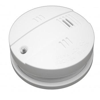 POPP - Smoke Sensor with Indoor Siren (2-in-1)
