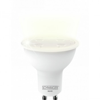 SCHWAIGER -  LED Bulb - ZigBee (GU10)
