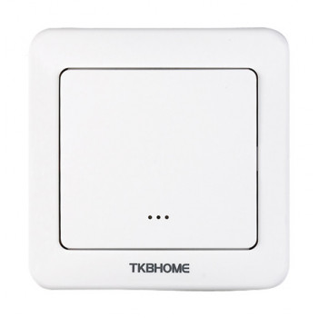 TKB Home - Wall Dimmer Switch with Single Paddle (Rounded...