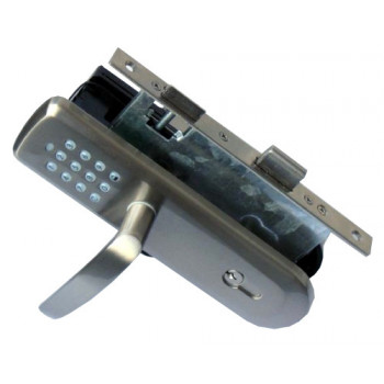 Vision Door Lock with Handle