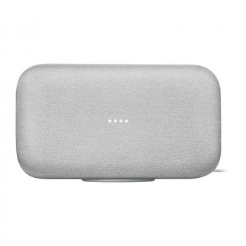 Google Nest Home Max smart speaker - Chalk