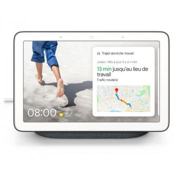 Google Nest Hub smart speaker with display - Charcoal