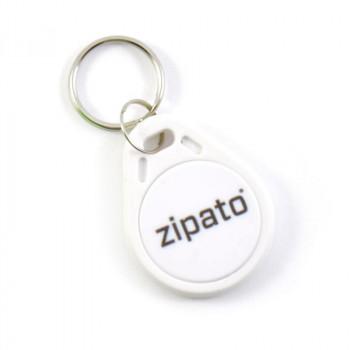 ZIPATO RFID Key Tag White