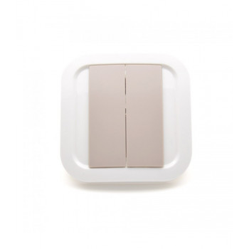 NODON - Wall Switch Z-Wave Plus - Cozi Grey