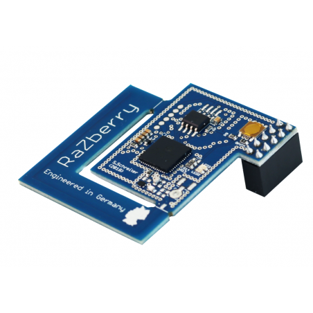 Z-Wave.Me RaZberry2 - Z-Wave Plug-On Module for Raspberry Pi