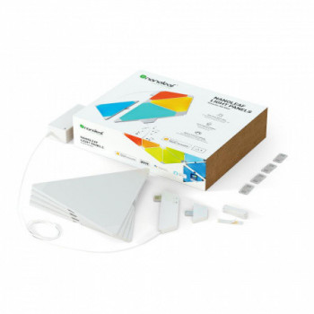 NANOLEAF Aurora - Smarter Kit - Rhythm Edition - 4 panels