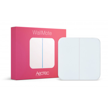 Aeotec WallMote – 2 buttons