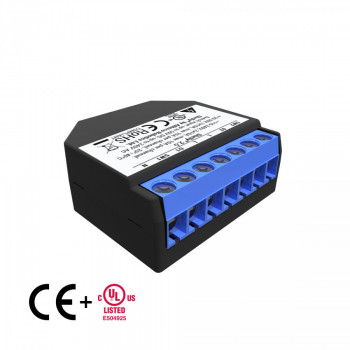Shelly 2.5 Double Switch/Roller Shutter module - Wi-Fi