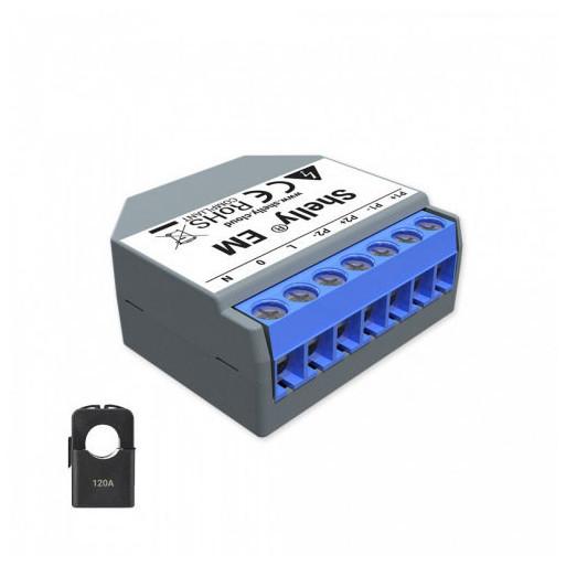 Smart meter Shelly EM module - Wi-Fi