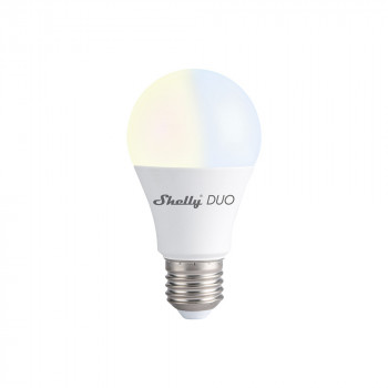 Shelly Duo Bulb Wi-Fi