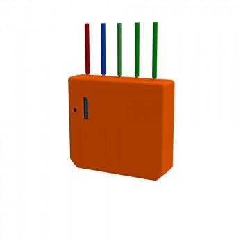Shelly I3 - modul pentru activare scene Wi-Fi