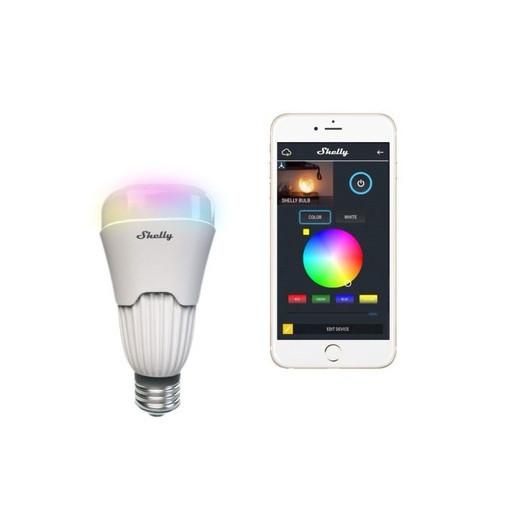 Shelly Bulb RGB - Wi-Fi