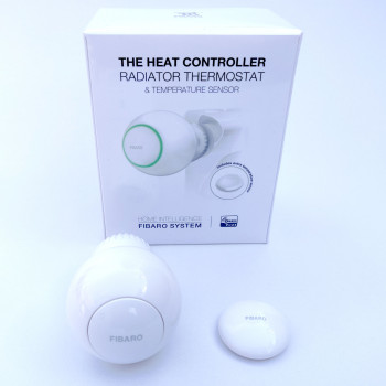 FIBARO - Z-Wave+ Heat Controller Starter Pack