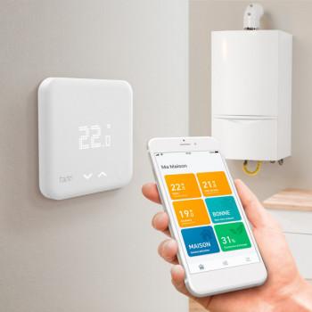 tado° Kit Start Inteligent Termostat V3+ Extensie (Wireless)