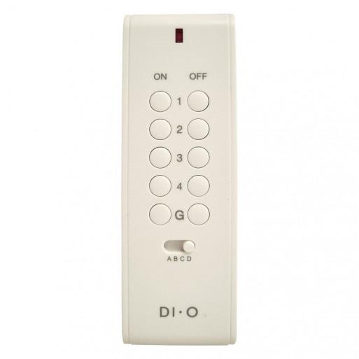 DIO Remote Control - 16 Channel - White