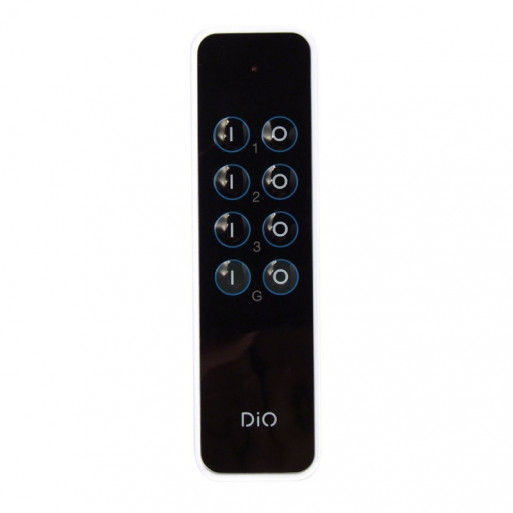 DIO Remote Control - 3 Channel