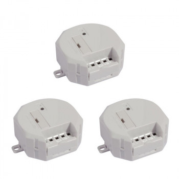 DIO Set of 3 Modules For Shutters