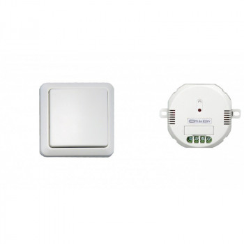 DIO Wireless Wall Switch + ON/OFF Module