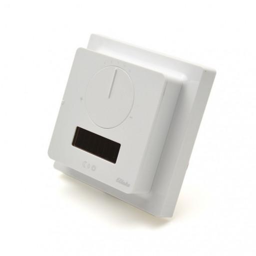 ELTAKO Temperature Controller with Hand Wheel - White