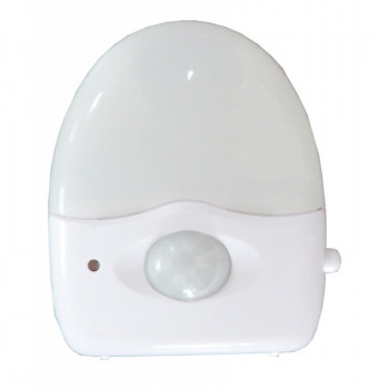 CHACON Fixture Stand-Alone with Motion Detector