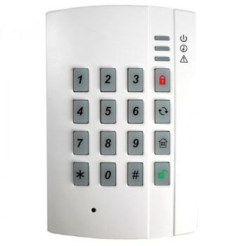MYFOX Keypad - White