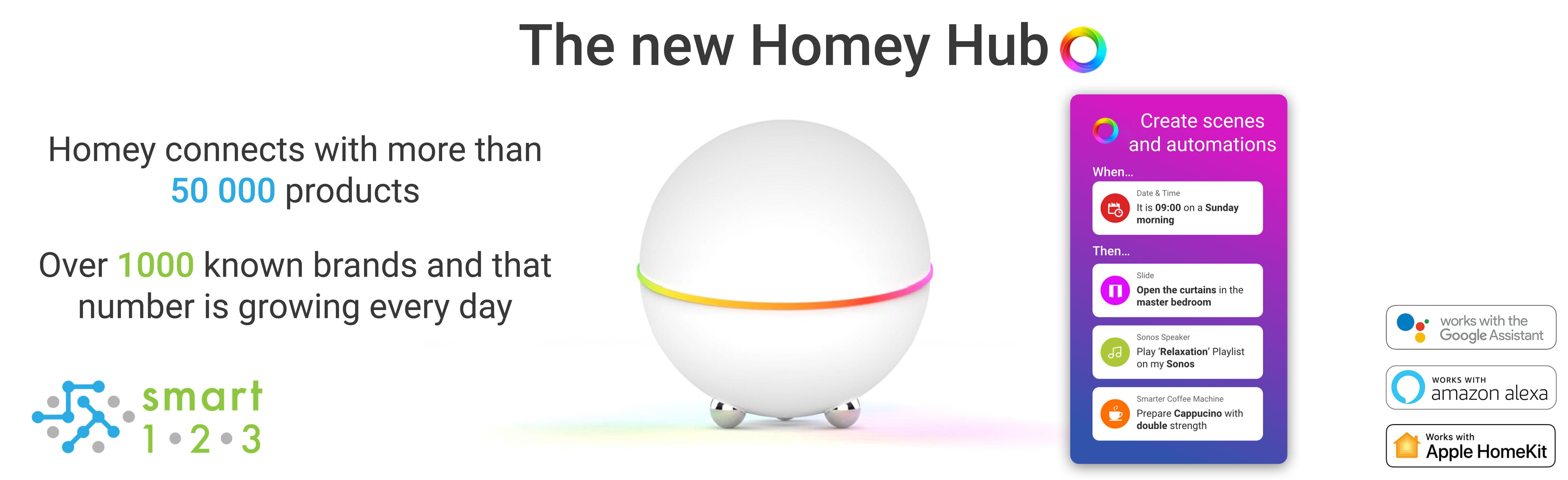 Homey Hub Gateway